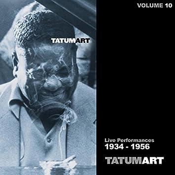 Live Performances 1934-1956 Vol.10