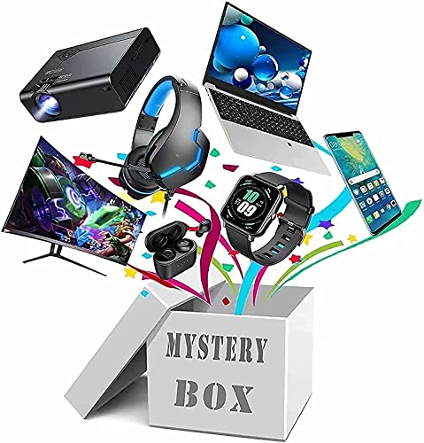 Mystery Lucky Gift Bag Electronic Blind Box Equipped with Various...