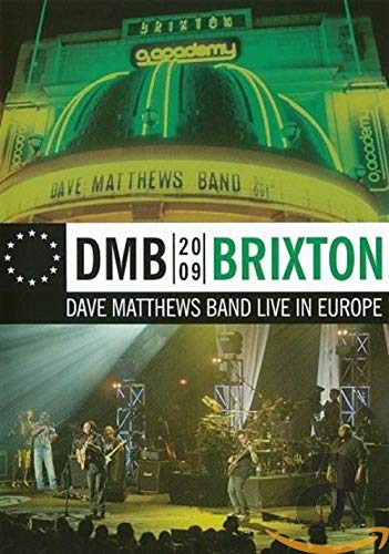 Dave Matthews Band - Europe - Brixton