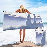Action Figures Mushishi Quick Dry Bath Towel Microfiber Soft Fluffy Beach Towel Can Be Used As Camping Yoga Gym Pool Bathroom Beach Chair Hiking Bath Towel Quick Drying-27.5 X 55 Inch