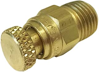 EZ Travel Collection RV Motorhome LP Propane Tank Replacement 10% bleeder pressure valve