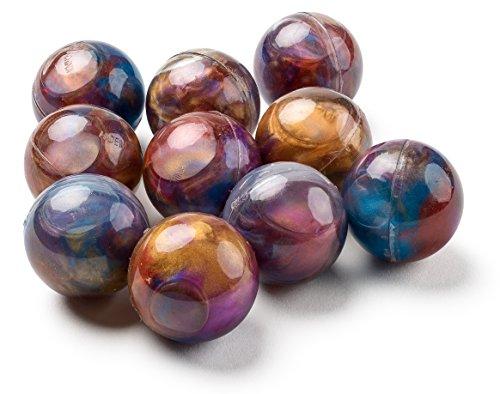 Neliblu Therapeutic Fun Silly Putty Slime Rainbow Balls Bulk, 1-Dozen Sensory Toys - Fun Toys and Party Favors