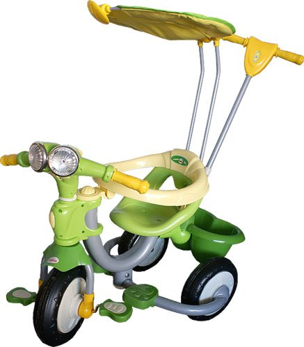 Kinder Fahrrad ARTI Duo 33-3 grün