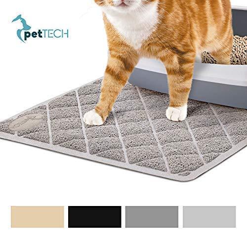 PetTech Jumbo Estera de Arena para Gato