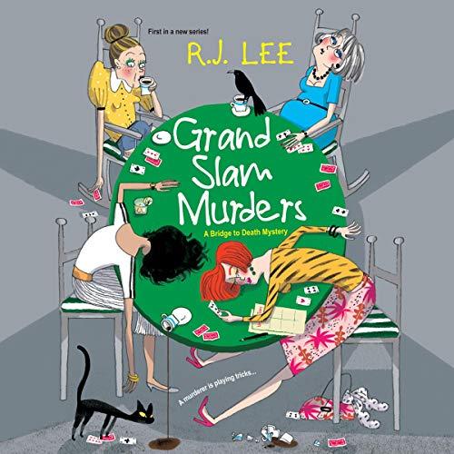 Grand Slam Murders audiobook cover art