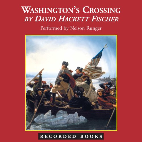 Washington's Crossing cover art