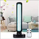 JYOKK UV Desinfektionslampe Germizide Lampe 65W Luftreiniger Fernbedienung Timer...