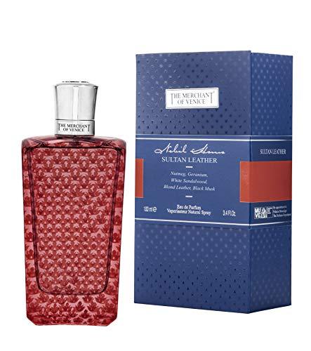 The Merchant of Venice Sultan Leather EAU de Parfum, 100 ml