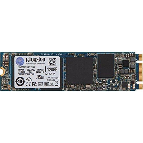 Kingston SSDNow M.2 SATA G2 Drive 120GB Interne Festplatte