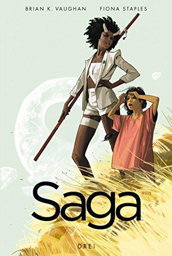 Saga 3 (German Edition)