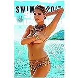 DrCor Sport illustrierte Badeanzug Kate Upton Leinwand