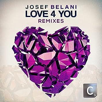 Love 4 You Remixes