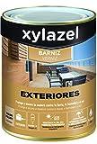 Xylazel M111917 - Barniz exteriores al agua 750 ml