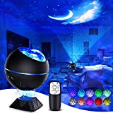 Star Projector Night Light 3 in 1 Galaxy Cove Projector with 40 Colors Mini Galaxy 360 Pro Projector Ocean Galaxy Light...