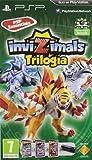 Invizimals - Triple Pack + Camera
