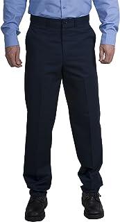PC46NV Men Red Kap Pleated Front Cotton Pant 2836U PC46NV-28-36U