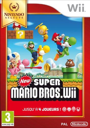 New Super Mario Bros Wii - Nintendo Selects - [Edizione: Francia]