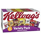 Kelloggs Variety 8 Pack 275gm