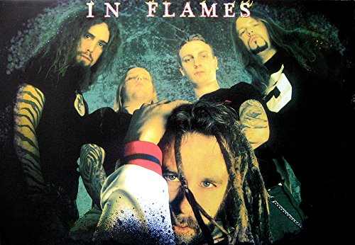 In Flames Póster BANDPICTURE QUER