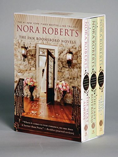 Nora Roberts Inn Boonsboro Trilogy Boxed Set