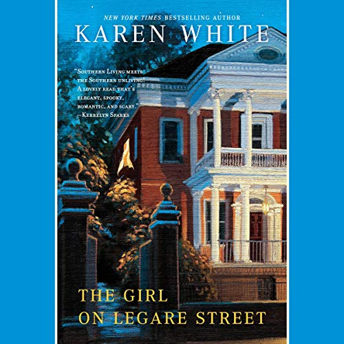 Couverture de The Girl on Legare Street
