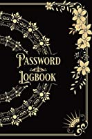 Password Logbook: Internet Address and Password Organiser with Alphabetical Tabs