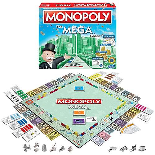 Monopoly: Mega - 0