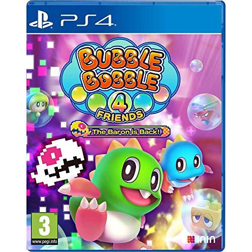 Bubble Bobble 4 Friends: The Baron is Back! [ ]