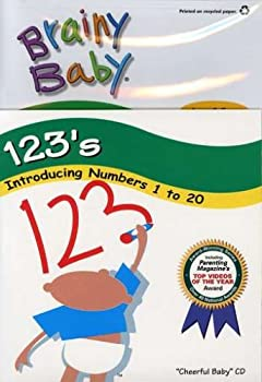 Brainy Baby  123 s - Introducing Numbers 1 to 20