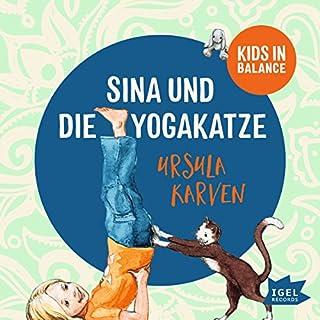 Sina und die Yogakatze Titelbild