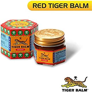 Tiger Balm RED - WHITE HERBAL RELIEF FROM ACHES & PAIN