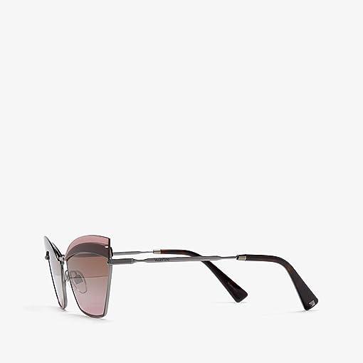 Gunmetal/Gradient Brown Pink