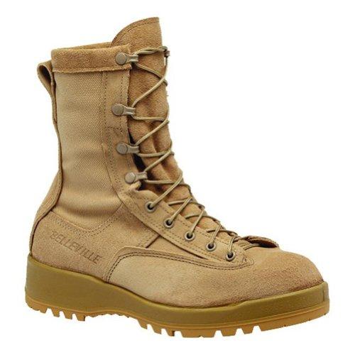 Belleville - 790 ST- Waterproof Tan Safety Toe Boot - 4.5W