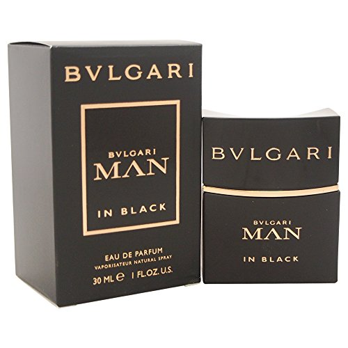 Bvlgari Man in Black Eau de Parfum, Uomo, 30 ml