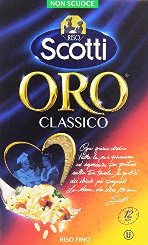 Riso Scotti Riso Oro Classico, 1kg