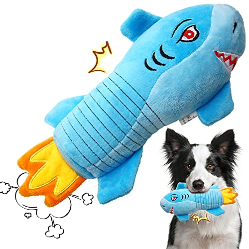 PUHOHUN Spielzeug für Hunde, Interaktives Quietschendes Plüsch Hundespielzeug, Hundekauspielzeug für kleine mittelgroße Hunde, Welpen Spielzeug Für Hunde mit Baumwollmaterial und Knitterpapier