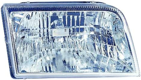 DEPO 331-1194L-UC Replacement Driver Side Max Cheap SALE Start 40% OFF Assembly Th Headlight