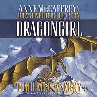 Dragongirl audiobook cover art
