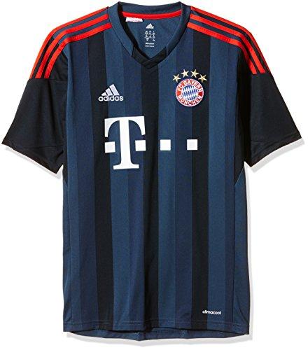 Adidas FC Bayern München 3rd Trikot 2013/2014 Kinder, satell/poppy, 176, G92269