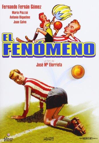 El fenómeno [DVD]