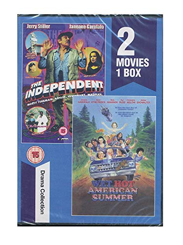 The Independent / Wet Hot American Summer - 2 films [DVD]