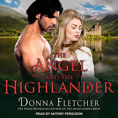 The Angel and the Highlander cover art