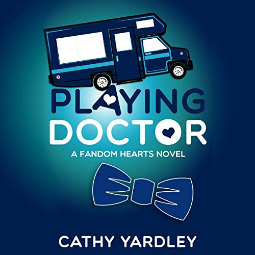 Playing Doctor audiobook cover art