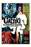 Caltiki, El Monstruo Inmortal