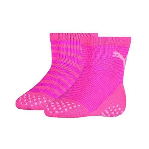 PUMA ABS Baby Socken 6er Pack, Grösse:19-22;Farbe:Violet Purple Combo (642)