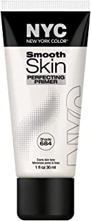 N.Y.C. New York Color Smooth Skin Perfecting Primer, No Color, 1 Fluid Ounce