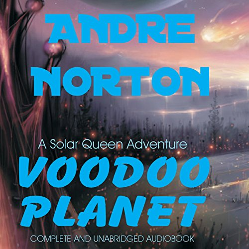 Voodoo Planet audiobook cover art