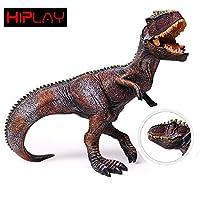HiPlay ギガノトサウルス リアル 恐竜 フィギュア モデル 『大迫力・還元度追求』 ジュラシック 肉食 動物 模型 DN018