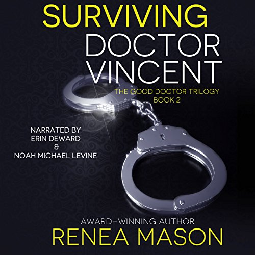 Surviving Doctor Vincent audiobook cover art