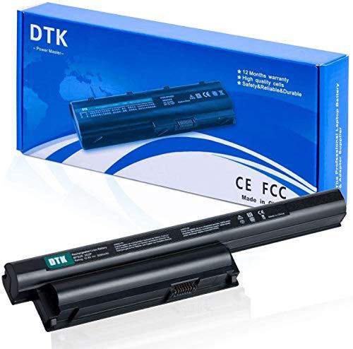 DTK Laptop Akku für Sony VAIO PCG-71614M PCG-71811M PCG-71911M PCG-71911L PCG-71914L SVE151D11M VPCEH VPCCA VPC-CA15FG VPC-CA15FW VPC-CA190 Serie VGP-BPL26 VGP-BPS26A VGP-BPS26 Akkus 10.8V 5200mAh